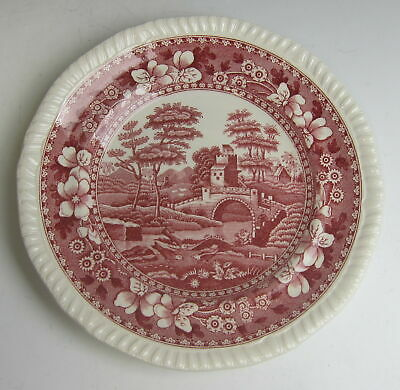 Spode China TOWER PINK (OLD MARK) Bread & Butter Plate(s) EXCELLENT