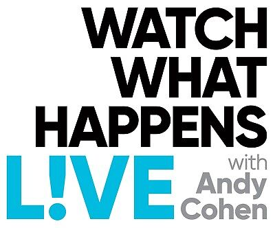 "2 Tickets to ""Watch What Happens Live with Andy Cohen"" in NYC"