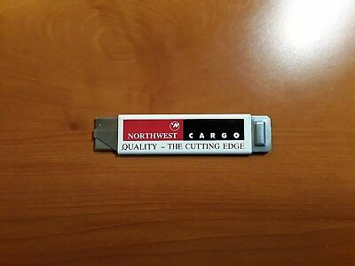 Northwest airlines Cargo Box Cutter
