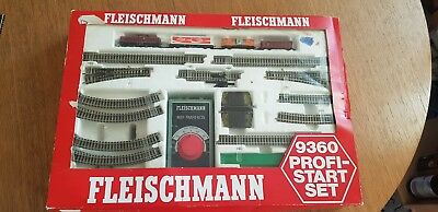 Fleischmann 9360 Profi Start Set