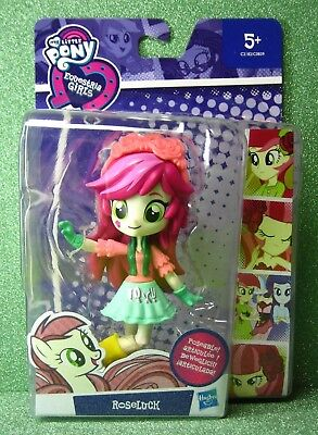 EQUESTRIA GIRLS Minis ROSELUCK My Little Pony poseable doll Figure NEW! Luna