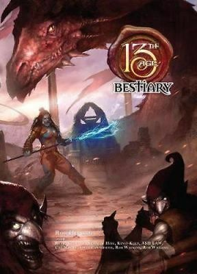 13th Age Bestiary - for 13th Age RPG and 13th Age Glorantha