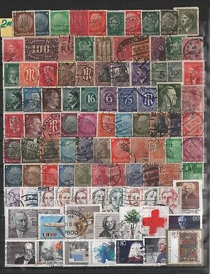 Germany   Lot Of Old Stamps #2M