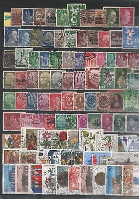 Germany   Lot Of Old Stamps #3M