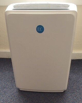RRP £199 New And Sealed EC 16L Dehumidifier With Remote Control A/S And Ioniser