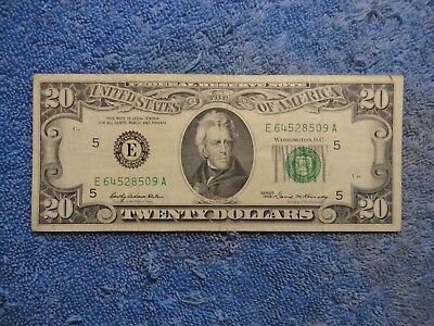 1969 $20 Richmond FRN, Nice Note at Great Price, Take a Look!!!!