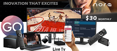$30 Monthy All Live TV (Read) for Amazon Fire TV's