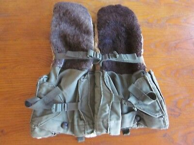 "Ww2 U. S. Army Air Forces  Gloves-Flying Arctic, Type A-12   ""look"""