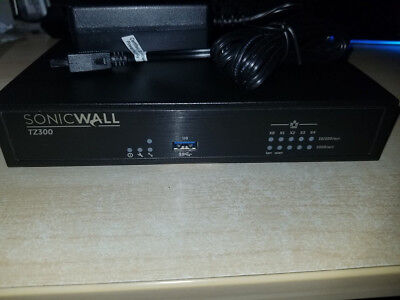 Sonicwall TZ300 Gen6 APL28-0B4 - Network Security Router