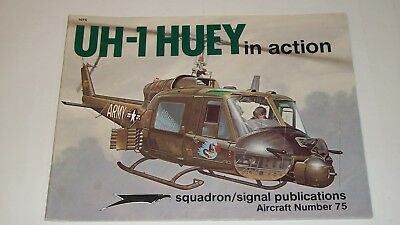 Squadron Publications book on the Bell UH-1 Huey in Action