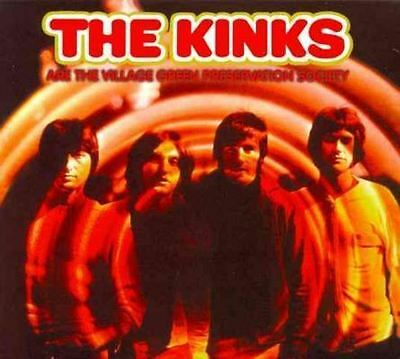 The Kinks Are the Village Green Preservation Society (US IMPORT) CD NEW