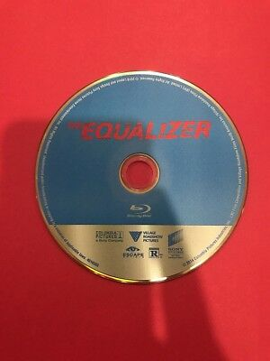 Equalizer, The [Blu-Ray] BUY 3 GET 1 FREE