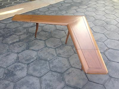 Mid Century Modern Boomerang Cocktail Table Coffee Table T.H. Robsjohn-Gibbings