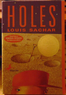 Holes by Louis Sachar (2000, Paperback)