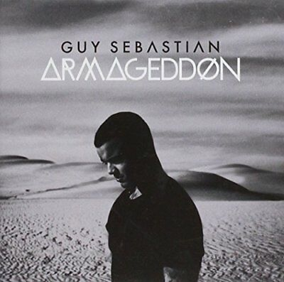Sebastian, Guy - Armageddon-cd+dvd/deluxe- CD (2) Sony Music NEW