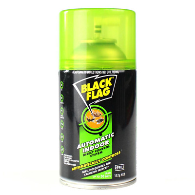 12 X BLACK FLAG 152g AUTOMATIC INDOOR REFILL