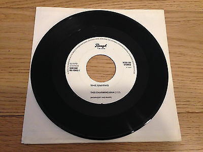 THE SMITHS This Charming Man One-Sided Dutch 7'' NEAR MINT to MINT MORRISSEY