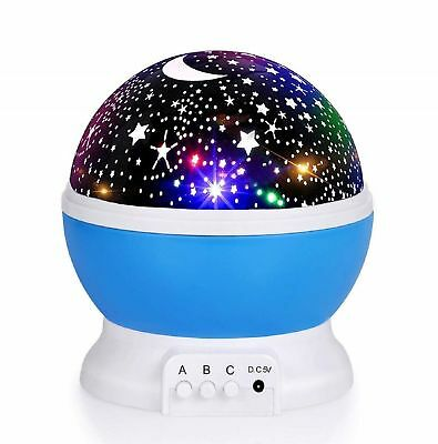 Toys For Kids 2 10 Year Old Kids LED Night Light Star Constellation Xmas Gift US