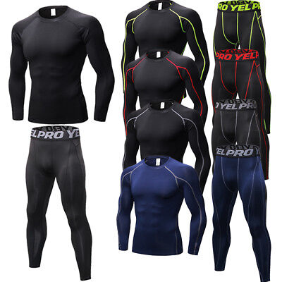 Compression Collant Long athlétisme Basketball couches Dri-fit Sportswear hommes