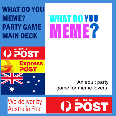 What do you meme Main Base set Fast Delivery