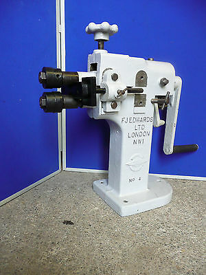 Swager Joggle ''roll set only''. Joggle Roller Set For Edwards Type Machines.
