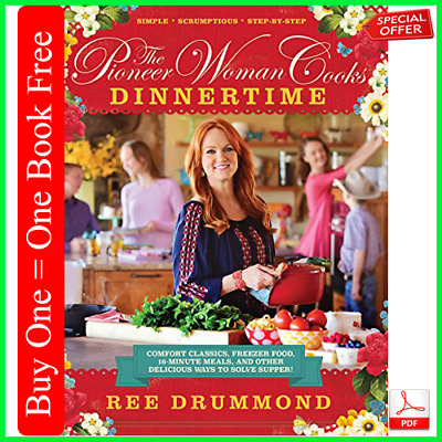 The Pioneer Woman Cooks by Ree Drummond (E-Book)