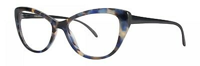 37a91dbbfc7 NEW DEREK LAM 10 Crosby Cat Eye Eyeglasses Frame 551 Blue Tortoise w ...
