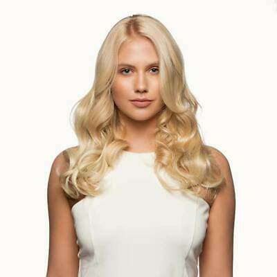 Stranded 14 inch One piece Curly clip in hair extensions hairpiece  1 piece weft