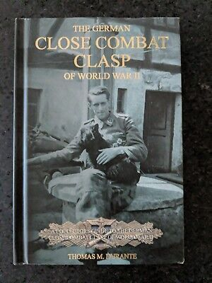 The German Close Combat Clasp Of World WR II +-+-+-+-+-+-+-+