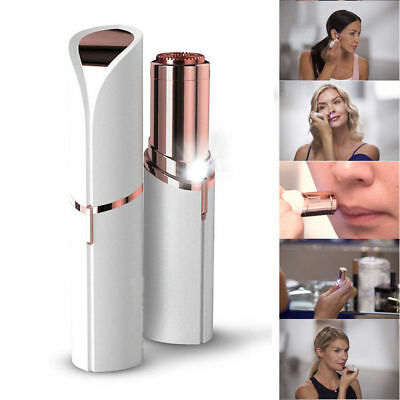 Women's Flawless Brows Facial Hair Remover Electric Eyebrow Trimmer Epilator