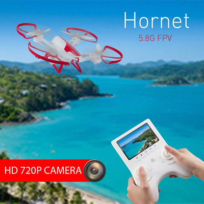 RC FPV Drone Quadcopter with 720P HD Camera Live Video 6-Axis Gyro 5.8G Headless