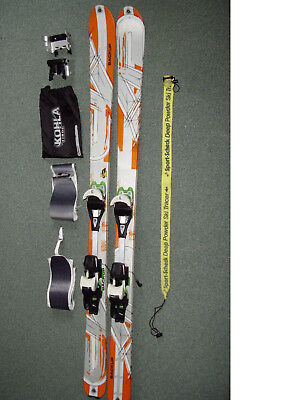 Skitourenset K2 Backup 1.67cm Fritschi Diamir EAGLE,Felle,Harscheisen,Law.Trace