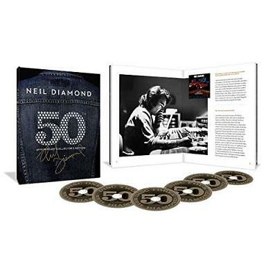 `Diamond,Neil`-50Th Anniversary Collector`s Edition (Us Import) Cd New