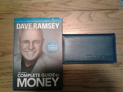 Dave Ramsey book and envelope system