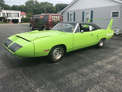 1970 Plymouth Road Runner  1970 SUPERBIRD  - 1969 DAYTONA COLLECTION FOR SALE