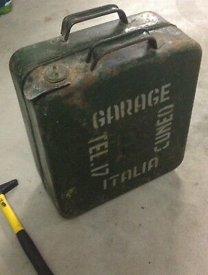 tanica vintage garage cuneo