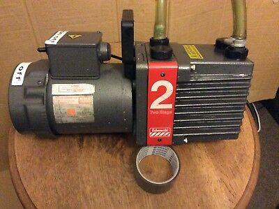 Edwards Vacuum Pump High Volume