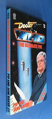Doctor Who - The Ultimate Foe - 1st ed - Target 131 - Pip & Jane Baker - Trial
