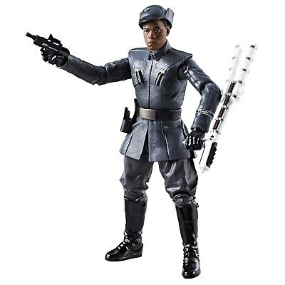 Star Wars The Black Series Finn (First Order Disguise) 6-Inch Action Figure