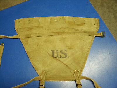 M1910 Haversack Pack Tail 1918 Dated