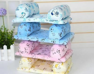 Kids Infant Newborn Baby Soft Head Support Cushion Cotton Positioner Pillow UK
