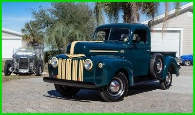 1945 Ford Half Ton Pickup WWII Era / Limited Production / Flathead V8 1945 Ford Half Ton Pickup Truck