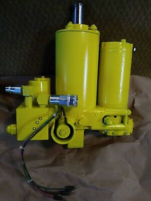 Meyer E-47 Pump just serviced