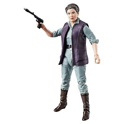 Star Wars The Black Series General Leia Organa 6-Inch Action Figure