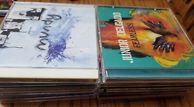 Assorted CD Lot of 12 Different Types of Artists-All Good to Fair Condition