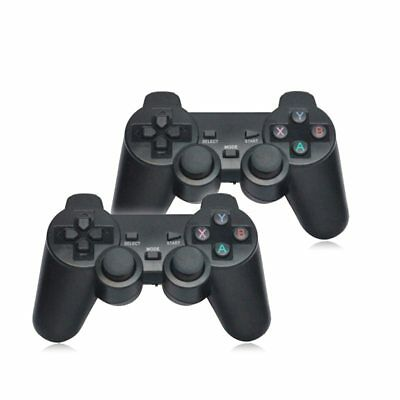Black Wireless Bluetooth Game Controller Pad For xBox360, Sony PS4 Playstation 4