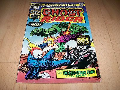 Ghost Rider (1973 1st Series) #11...Published Apr 1975 by Marvel