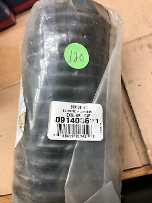 New Exhaust Bellow for OMC Cobra Stern Drive Volvo 914036