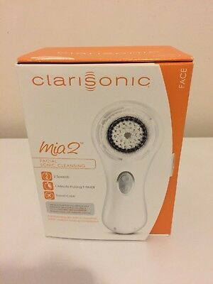 Clarisonic Mia 2 White Sonic Skin Cleansing System