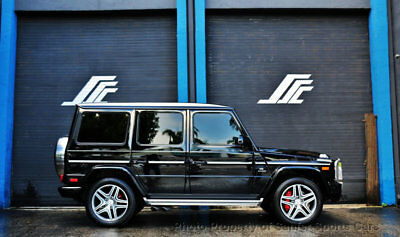 2016 Mercedes-Benz G-Class 4MATIC 4dr AMG G 63 2016 Mercedes Benz G63 AMG Designo Diamond Stitched Leather 144 Month Financing